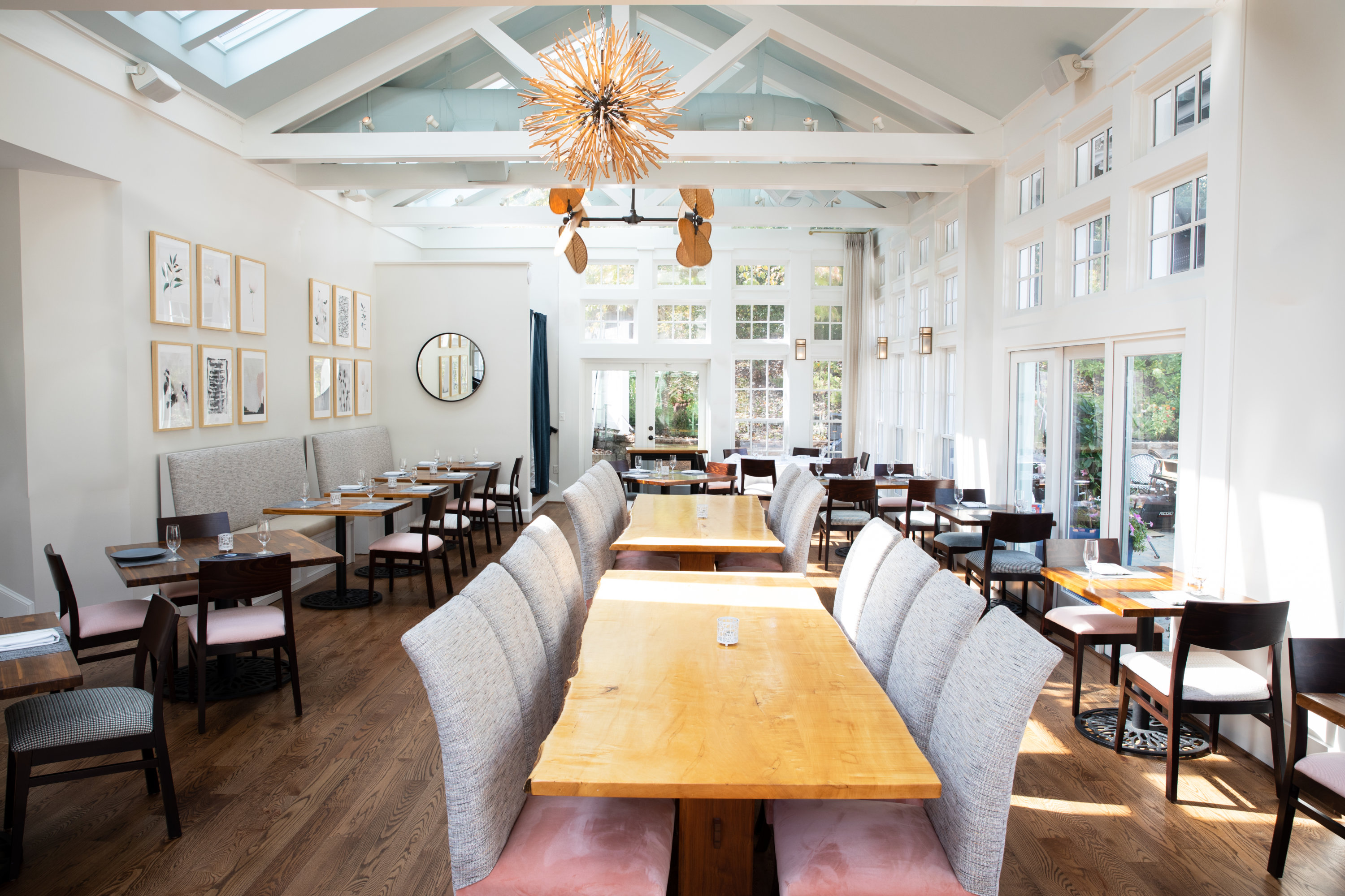 Trummer's Reopens With Tableside S'mores and Low-Proof Cocktails