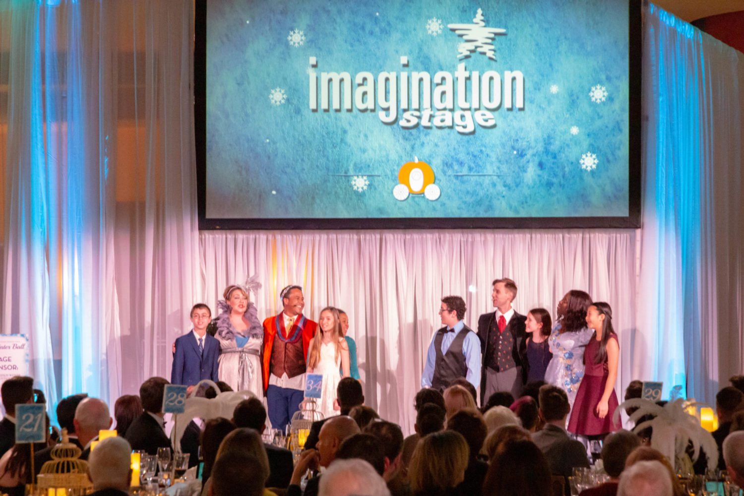 IMAGINATION STAGE 40TH ANNIVERSARY GALA: CELEBRATE THE PAST, CREATE THE FUTURE