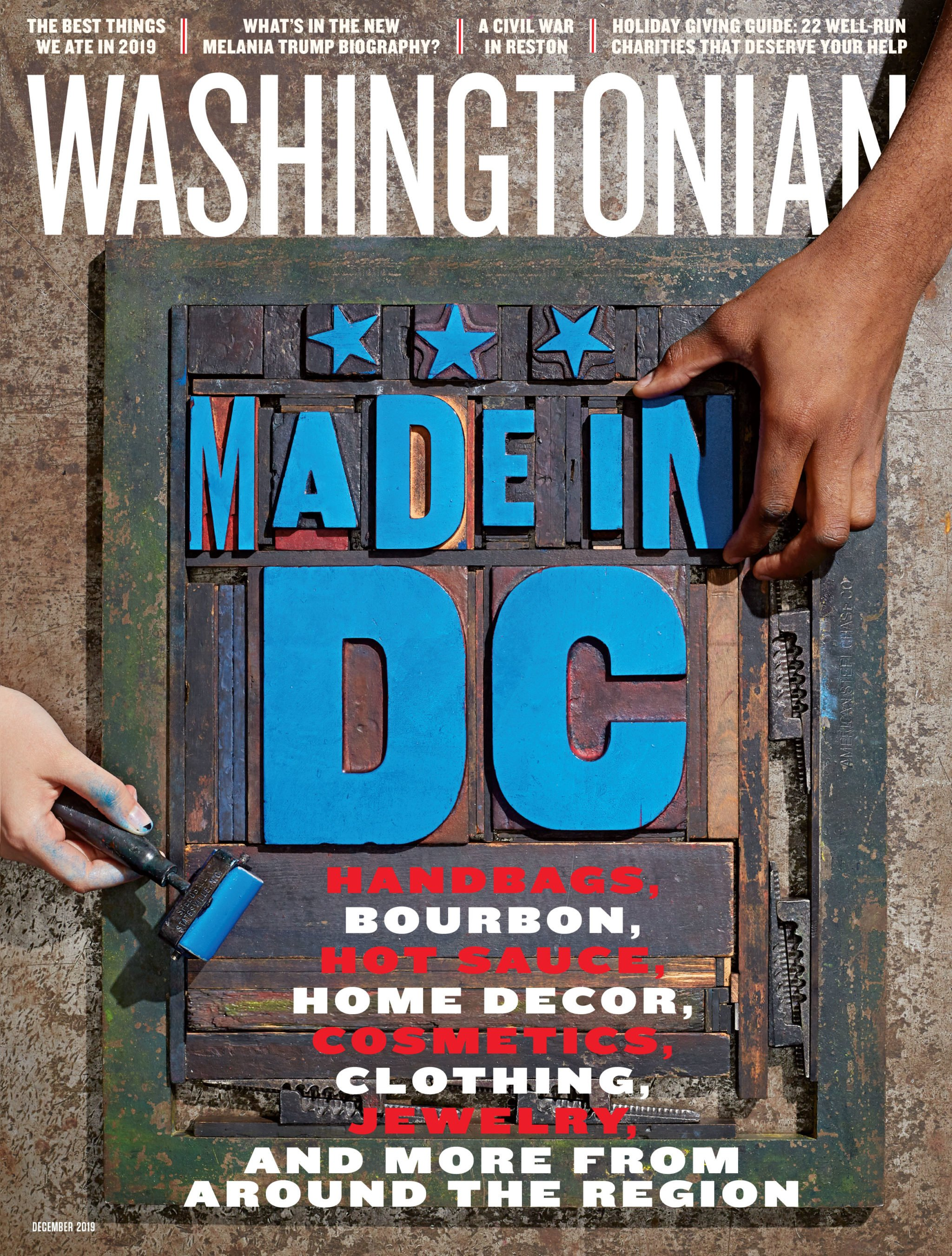 December 2019: Made in DC