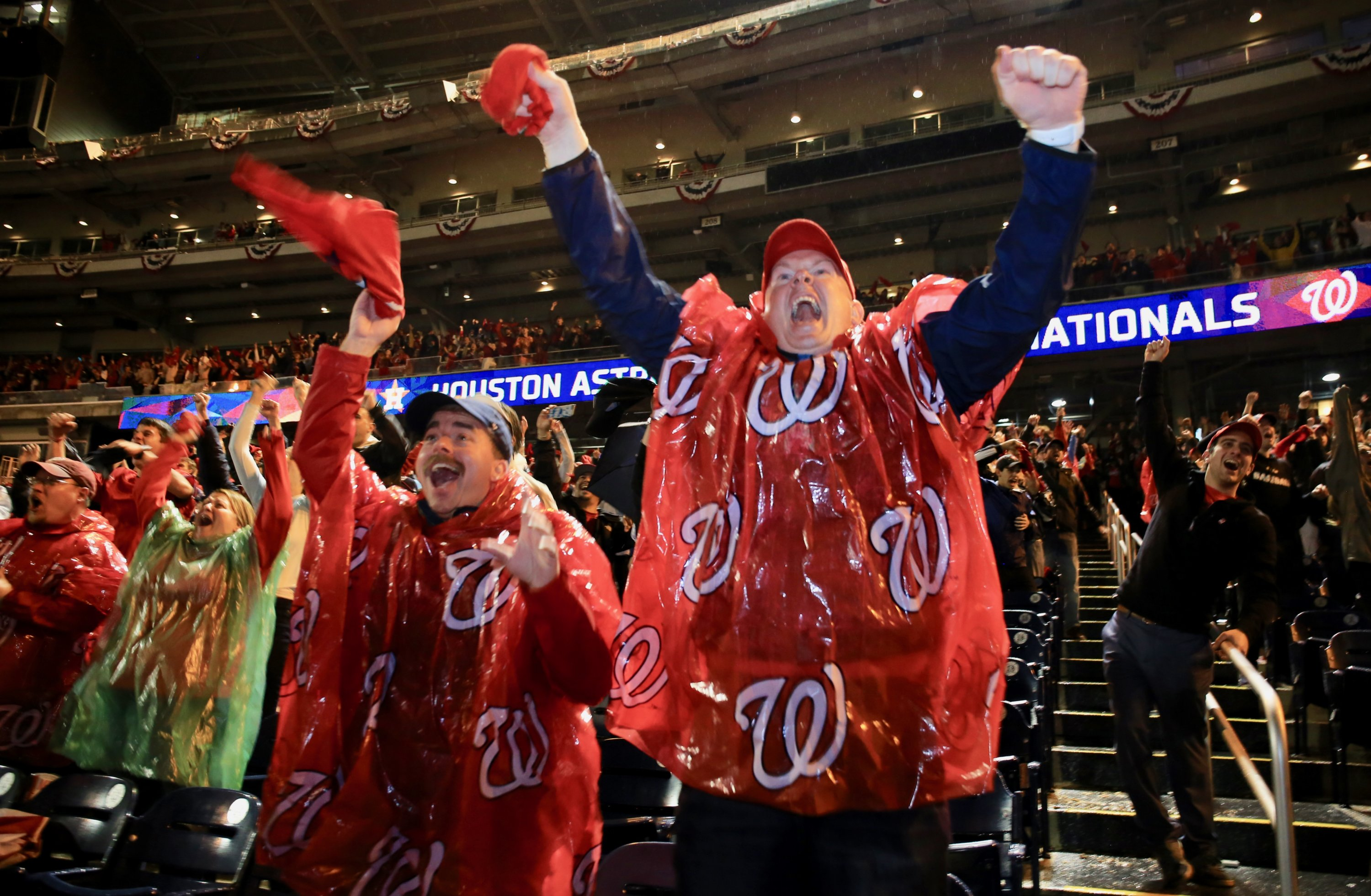 A Book on the Nationals's 2019 Season Is in the Works