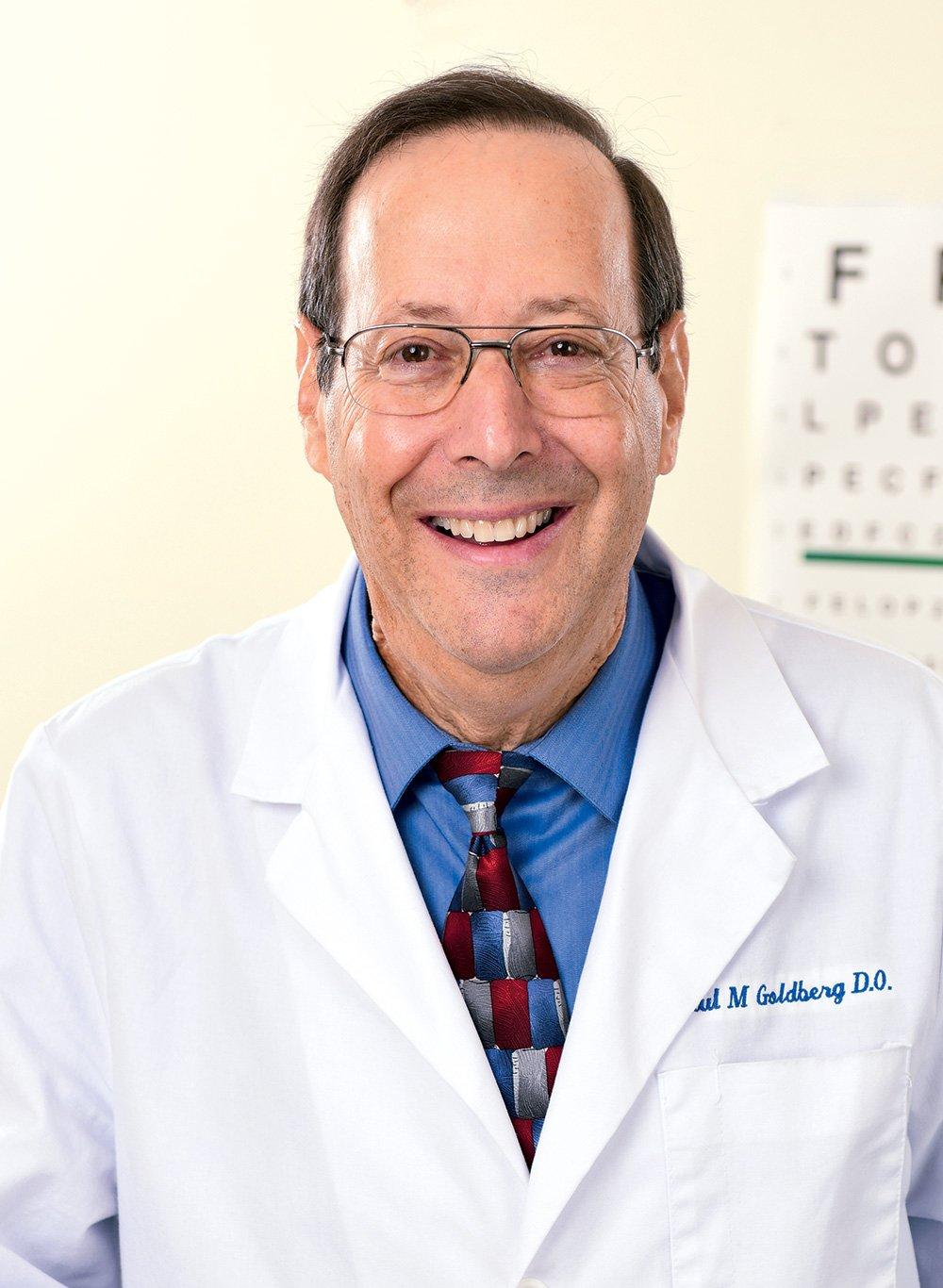 Paul M. Goldberg