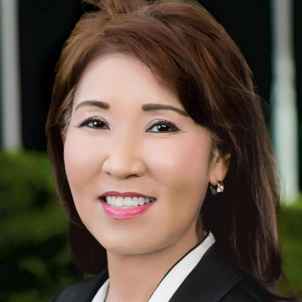 Yongsook Victoria Suh