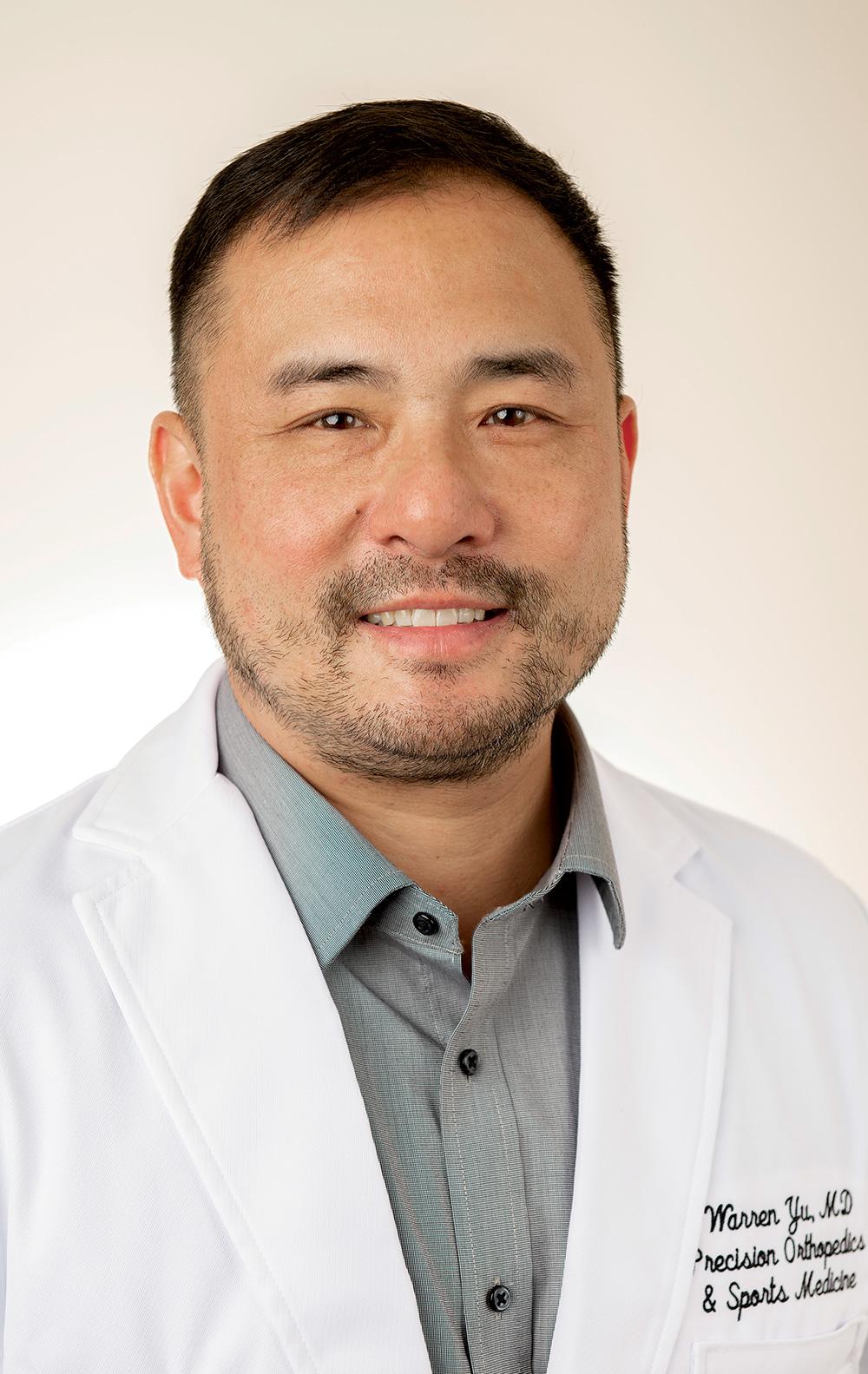 Warren D. Yu