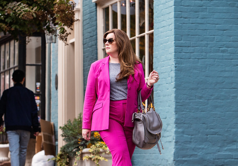 What I'm Wearing: A State Department Senior Staffer With a Side Hustle as a Personal Stylist