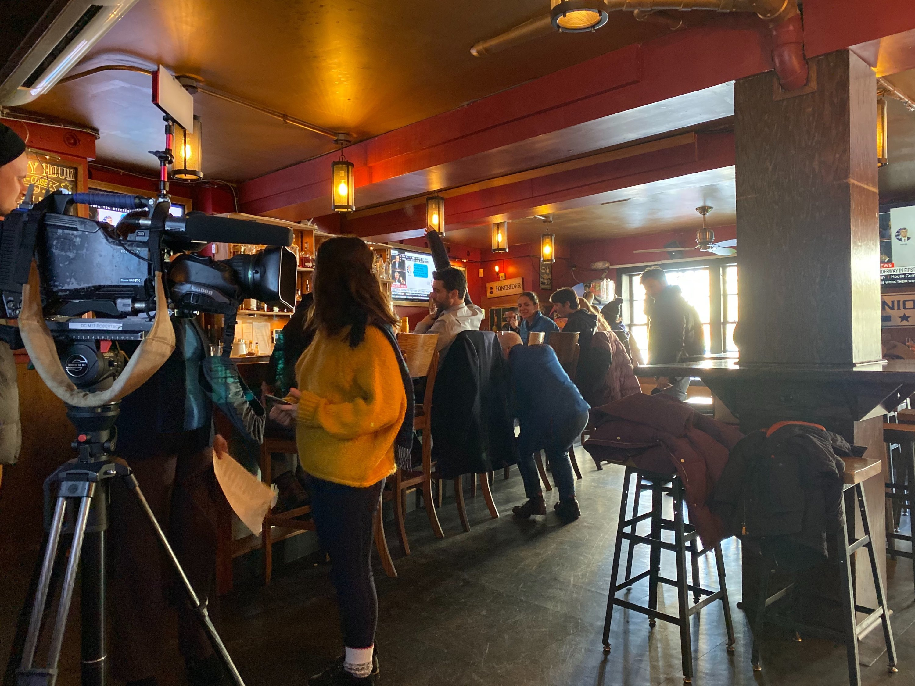 Union Pub's Impeachment Hearing Drink Specials Are Now Specifically For Journalists
