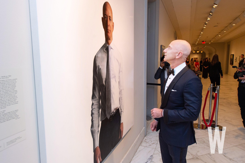 American Portrait Gala Bezos