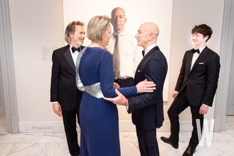American Portrait Gala Miranda Bezos WIntour