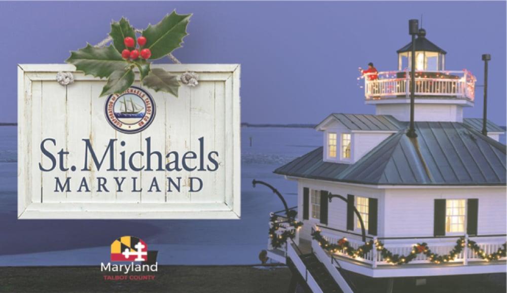 Christmas in St. Michaels Weekend