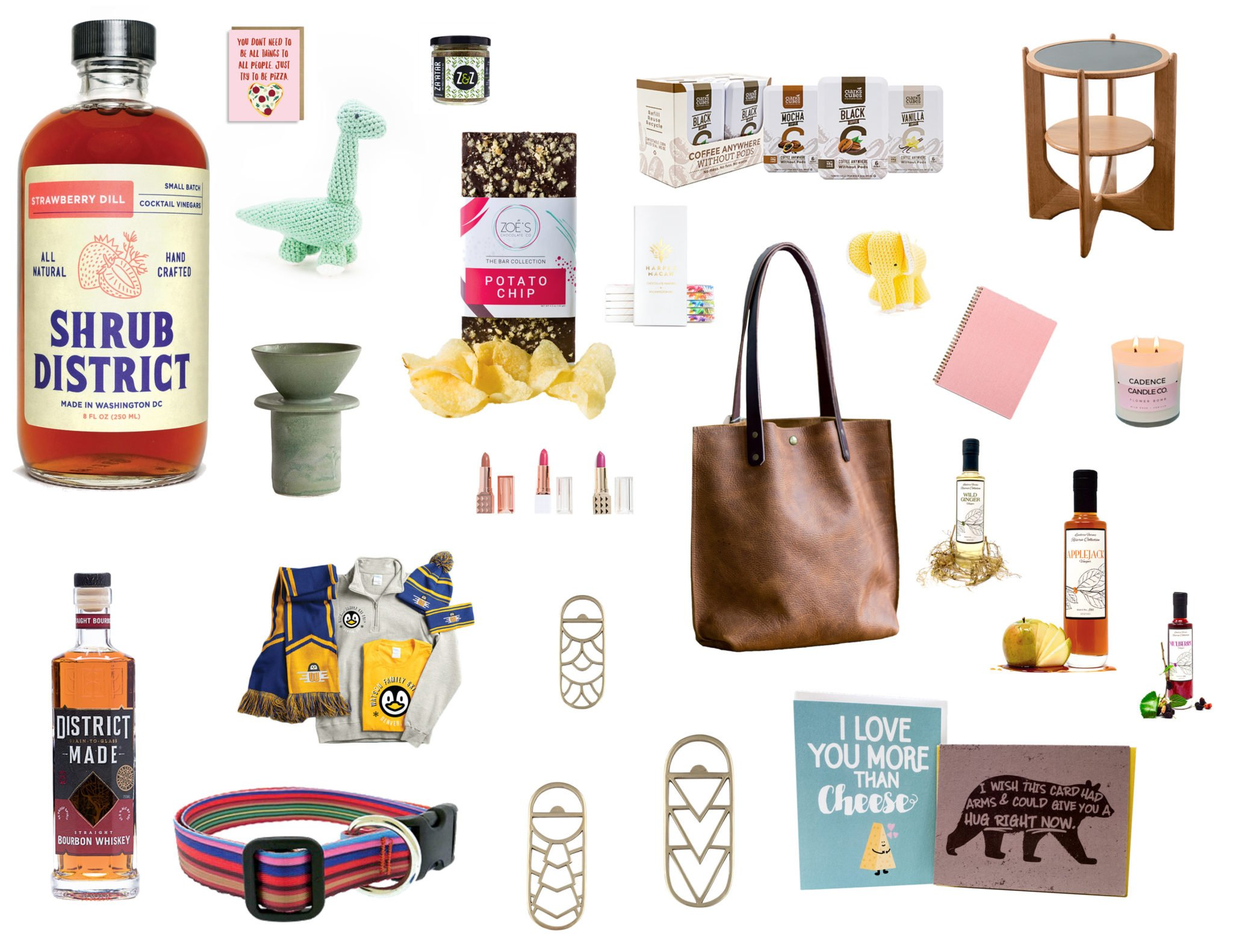 18 Made in DC Products That Will Make Great Gifts This Season