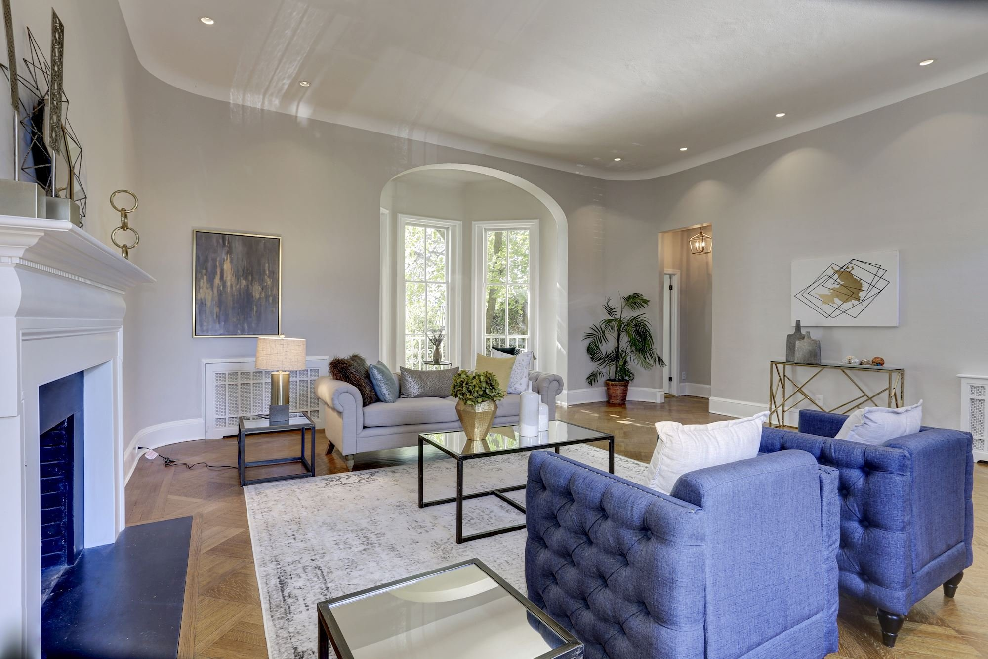 The Hope Diamond Was Once Kept Inside This Georgetown House