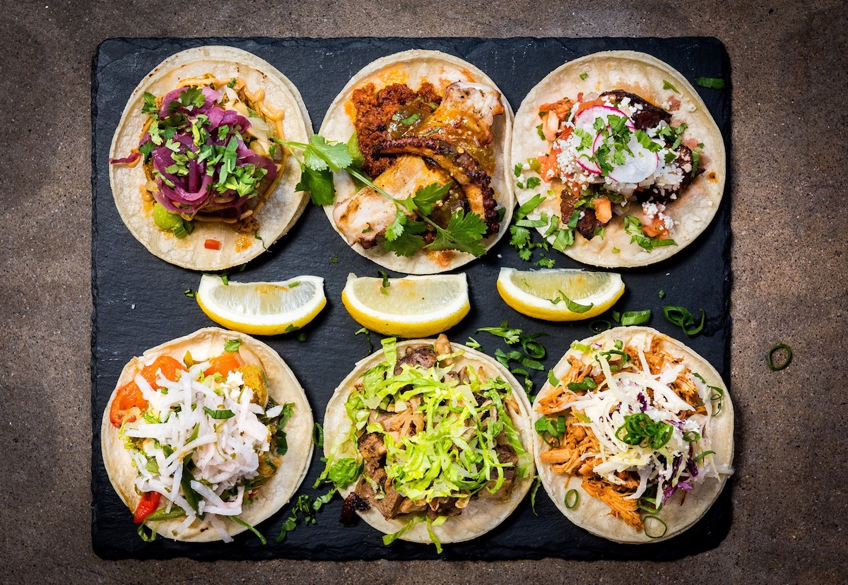 Spend NYE over bottomless tacos at El Chucho. Photograph courtesy of El Chucho