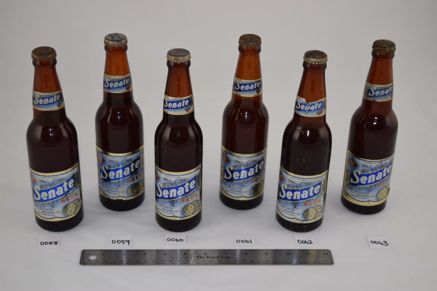 Lost Lagers helped revive Senate Beer earlier this year. Photo courtesy of Heurich House.