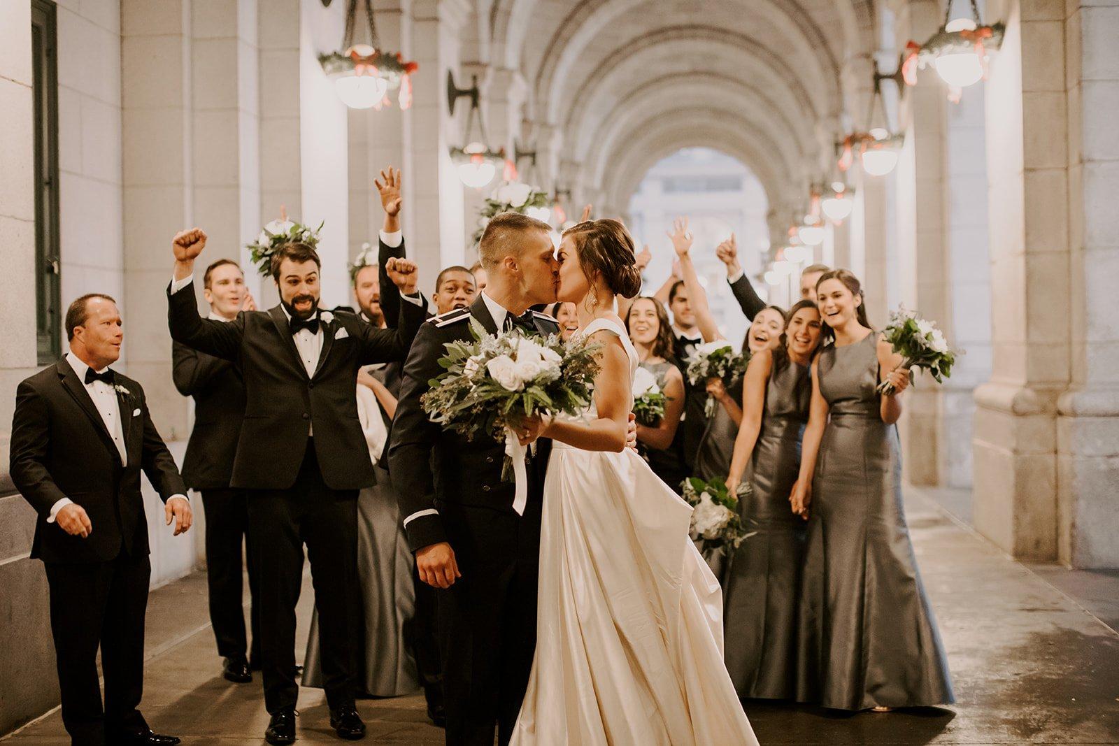 Madison + Jon Carkhuff Wedding // Washington, D.C.
