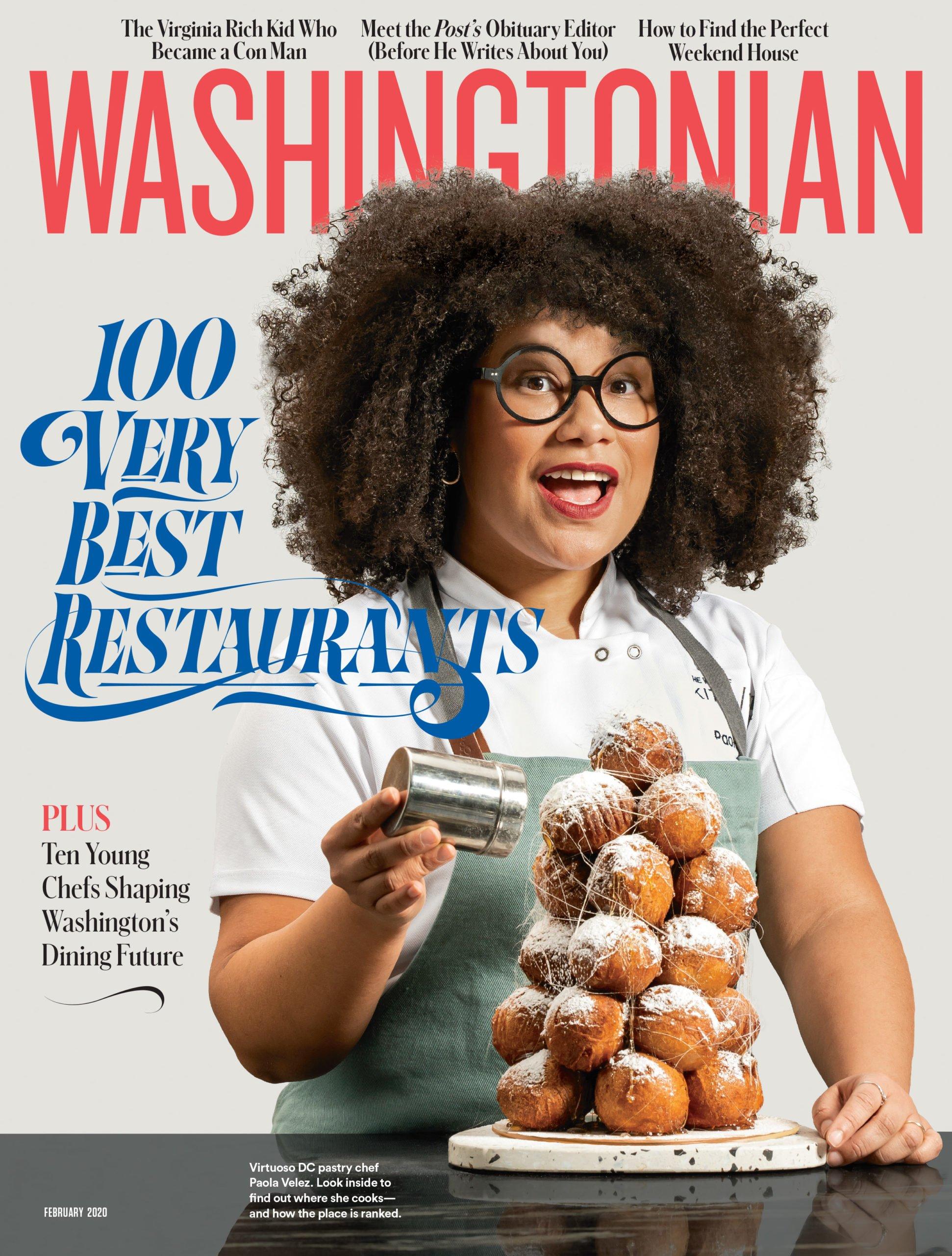 February 2020: 100 Very Best Restaurants