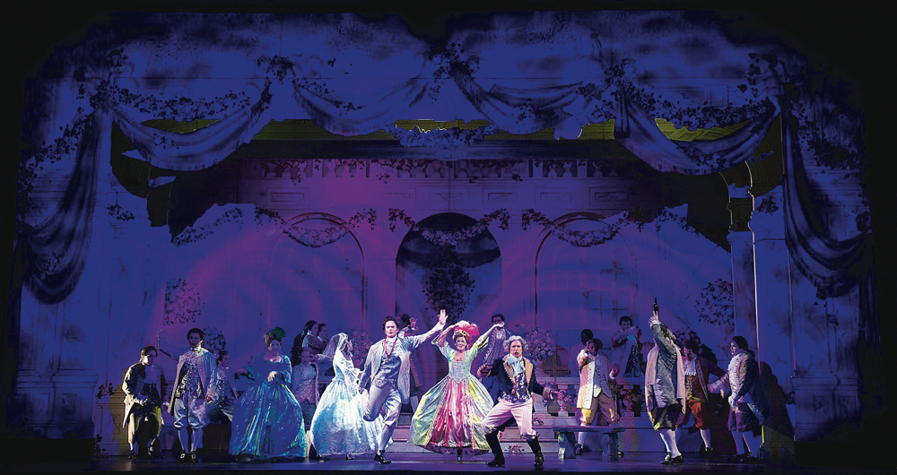 Virginia Opera's Cinderella Valentine Date Package