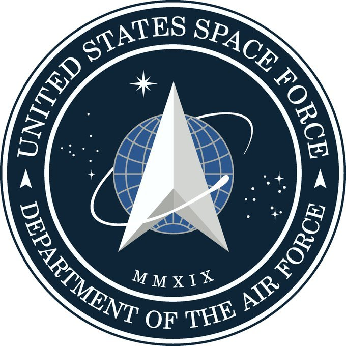 Trump's Space Force Logo Was Apparently a Surprise to the Pentagon