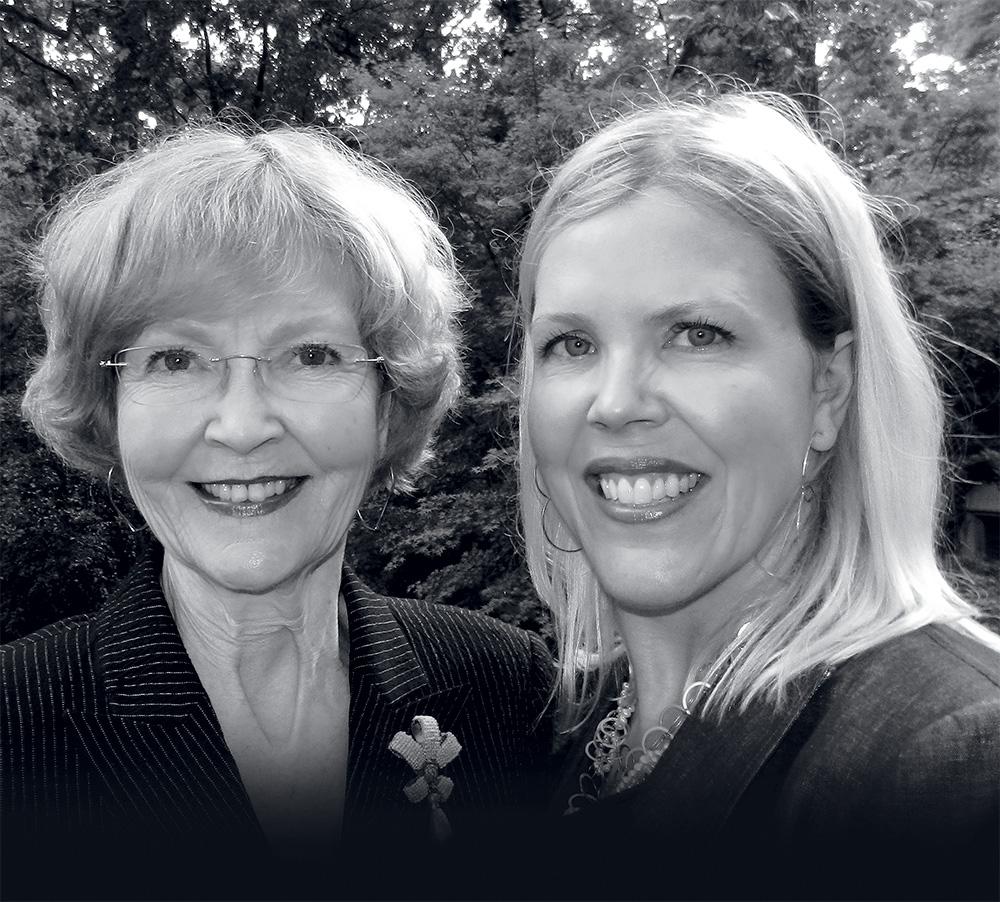 Sylvia Bergstrom & Marin Hagen