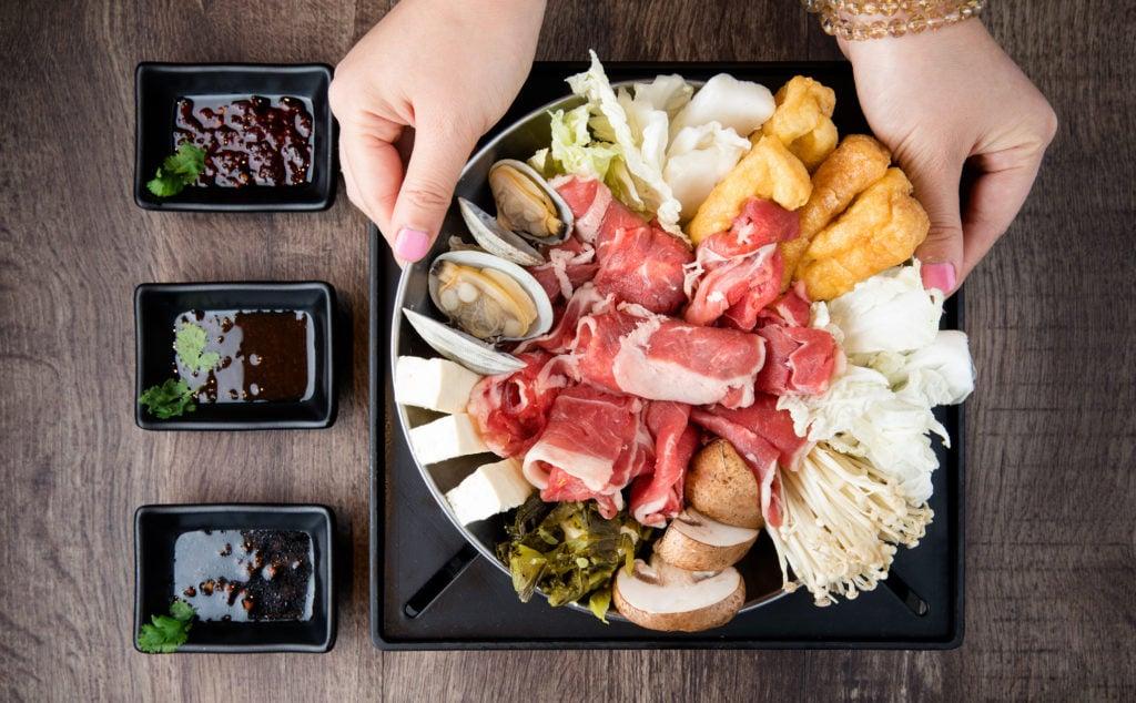 100 Very Best Restaurants 97 Fahrenheit Asian
