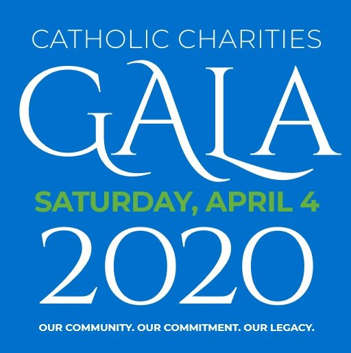 Celebrating a Commitment to Our Community at Catholic Charities Gala