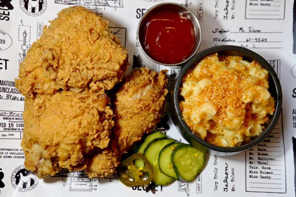 A Fried Chicken Bar Inspired by J. Edgar Hoover's Rumored Lover Is Opening in Downtown DC