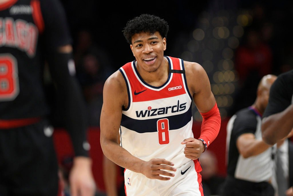 Rui Hachimura's Hometown Newspaper Took Out a Full-Page Ad In The Washington Post   Washingtonian (DC)