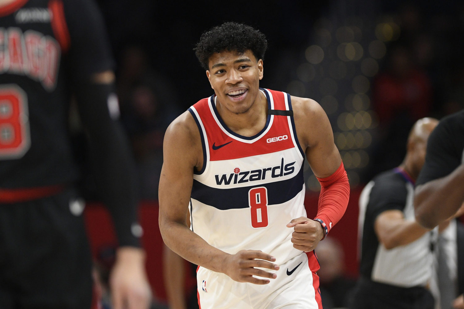 The Wizards Launched A Hebrew Twitter Account To Welcome Israeli Player Deni Avdija Washingtonian