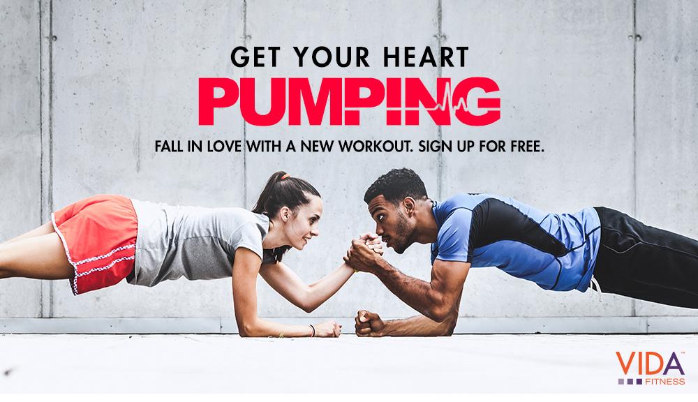 Free VIDA Fitness Class