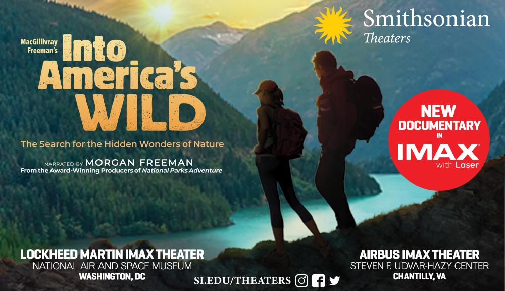 Into America's Wild in IMAX