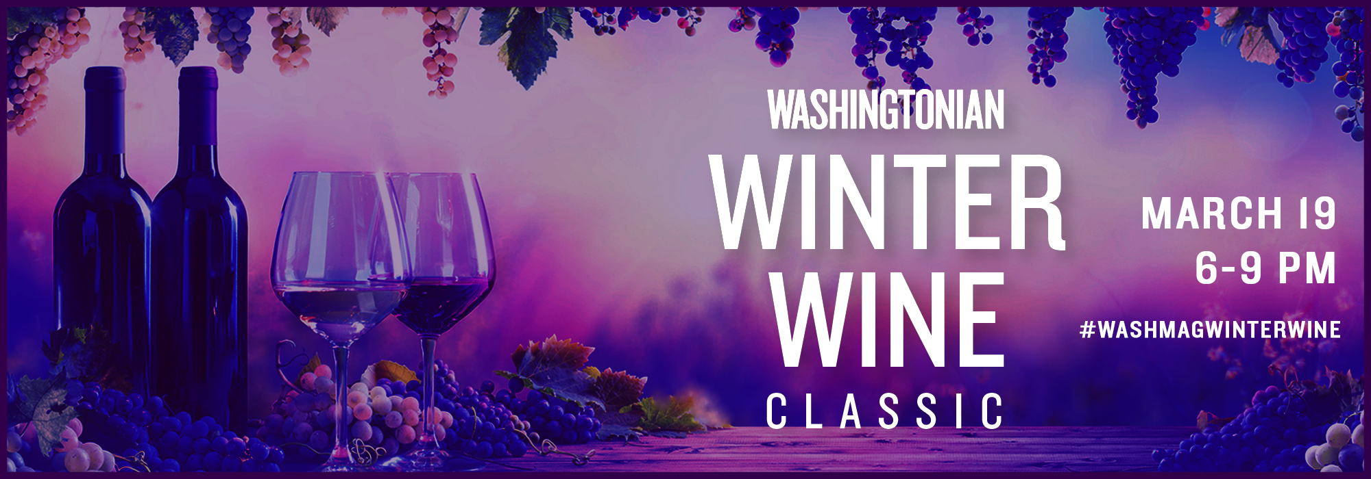 Washingtonian Winter Wine Classic