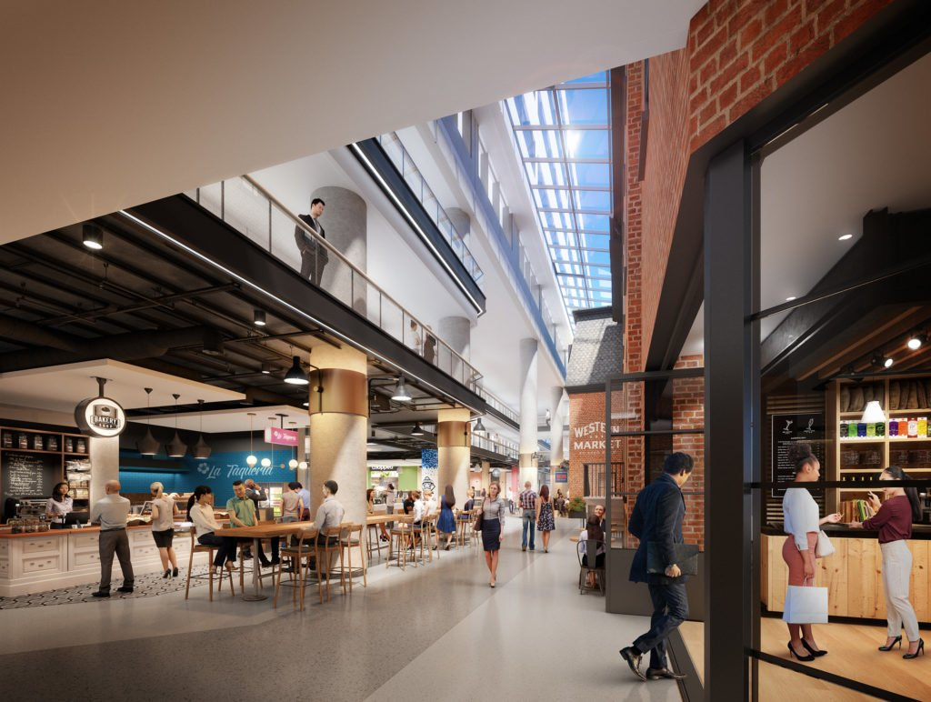 Elle Owners Will Open a Second Restaurant in Foggy Bottom's New Food Hall