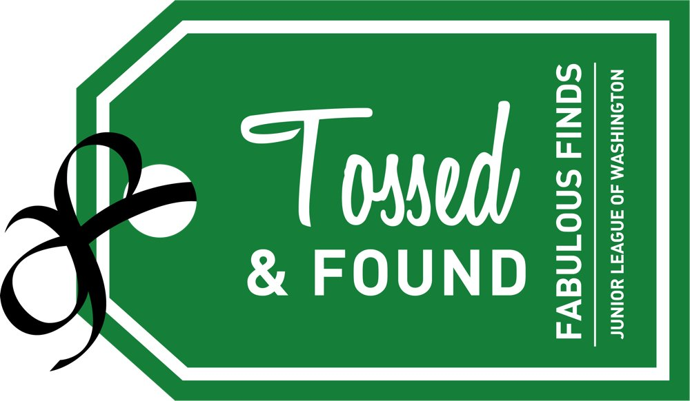 Junior League of Washington's Tossed & Found Sale