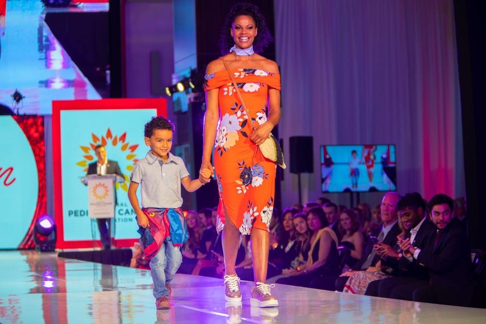Fashion Funds the Cure of Arlington, VA
