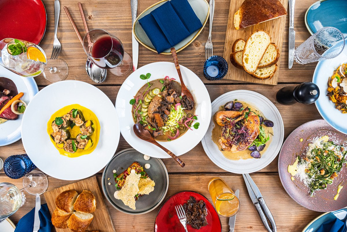 Dc Area Restaurants For Family Style