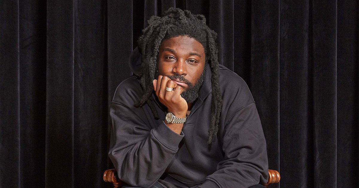 Jason Reynolds, the Bard of Black YA Fiction, Just Released a Book on an Impossibly Challenging Topic