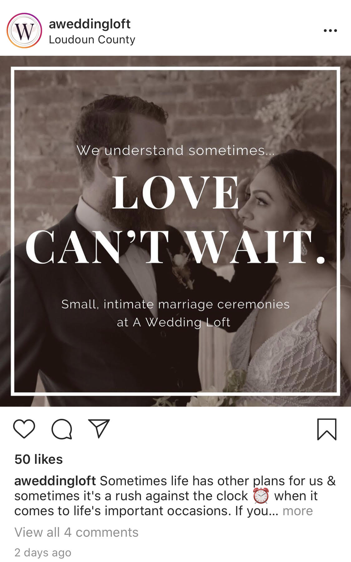 As Celebrations Are Postponed Couples Are Getting Married In Creative Socially Distant Elopements