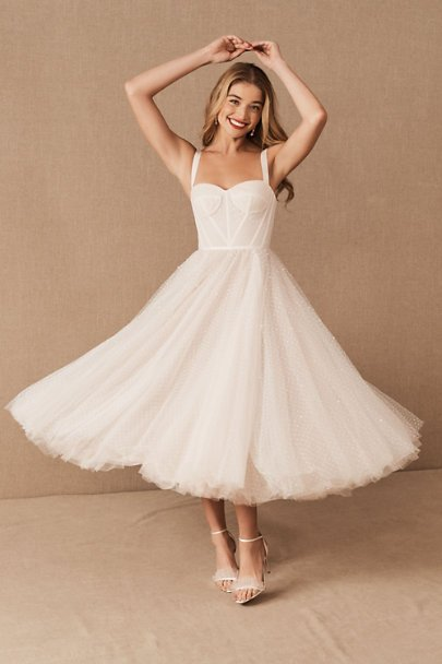 Chic Wedding Dresses For At Home And Virtual Celebrations,African American Black Woman Wedding Dress