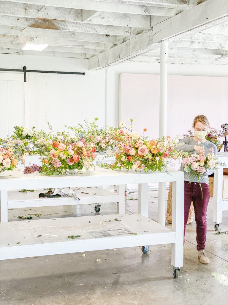 A Local Flower Drive Is Raising Funds for Covid-19 Relief   Washingtonian (DC)