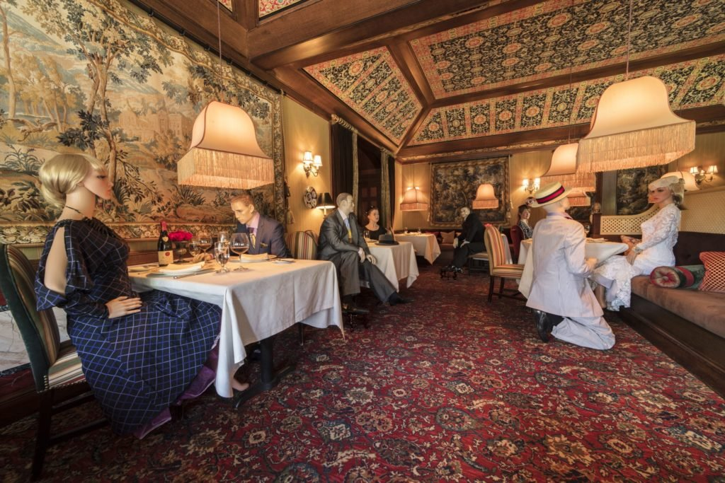 Inn at Little Washington Will Reopen Soon with Dining Room Mannequins