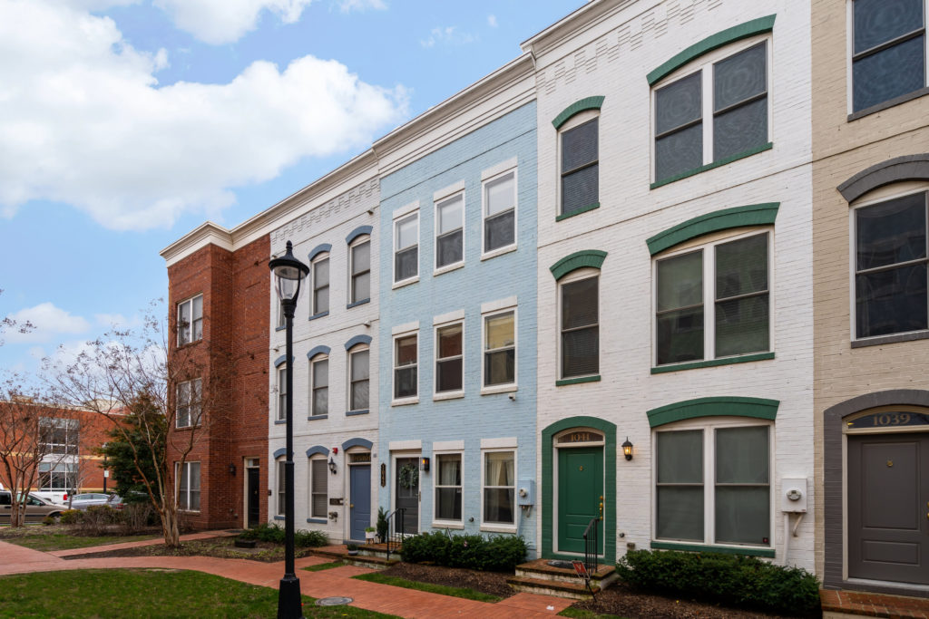 Check Out This Modern Home Nestled in Capitol Quarter   Washingtonian (DC)