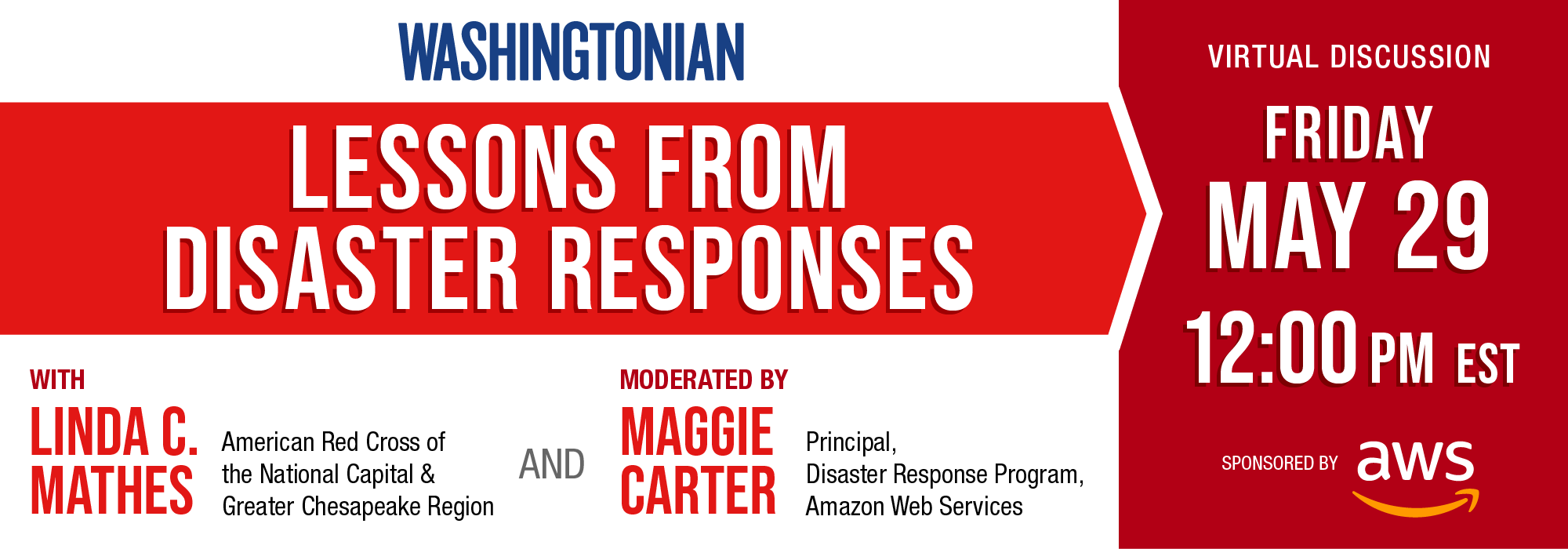 Washingtonian's Lessons from Disaster Responses   Washingtonian (DC)