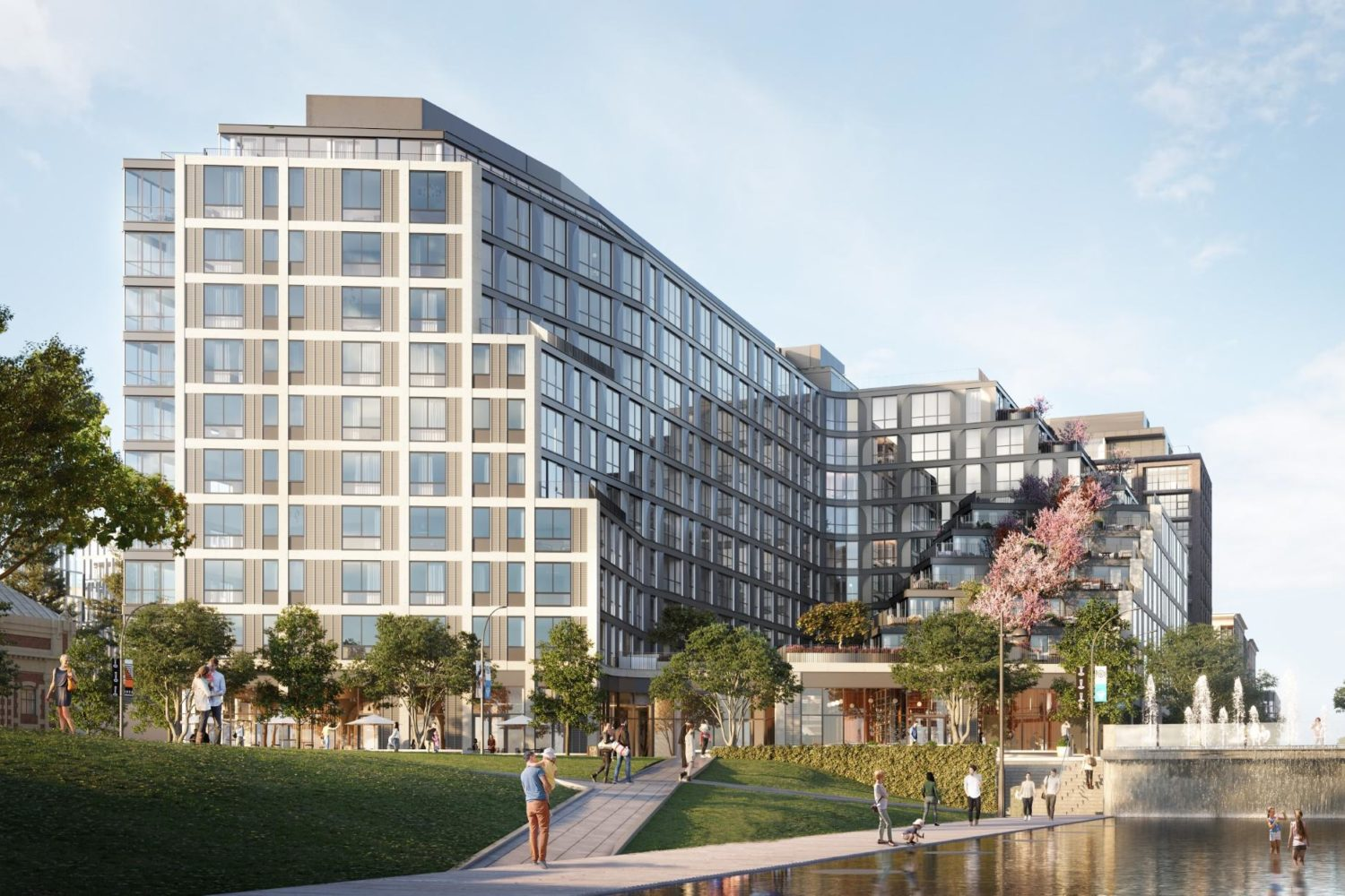 Estate Apartments: Riverfront Residences with Stunning Views