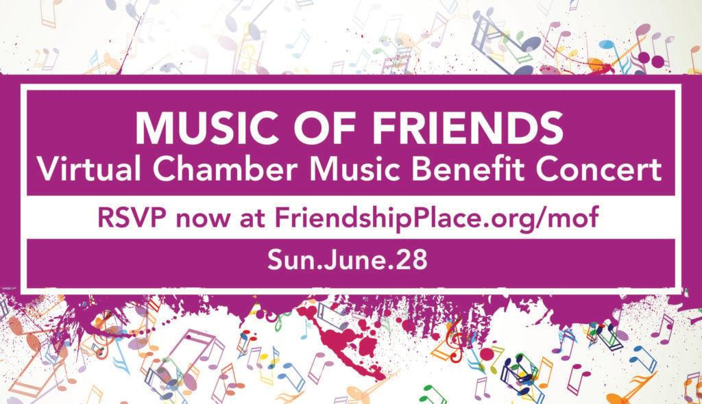 Music of Friends Virtual Chamber Music Concert