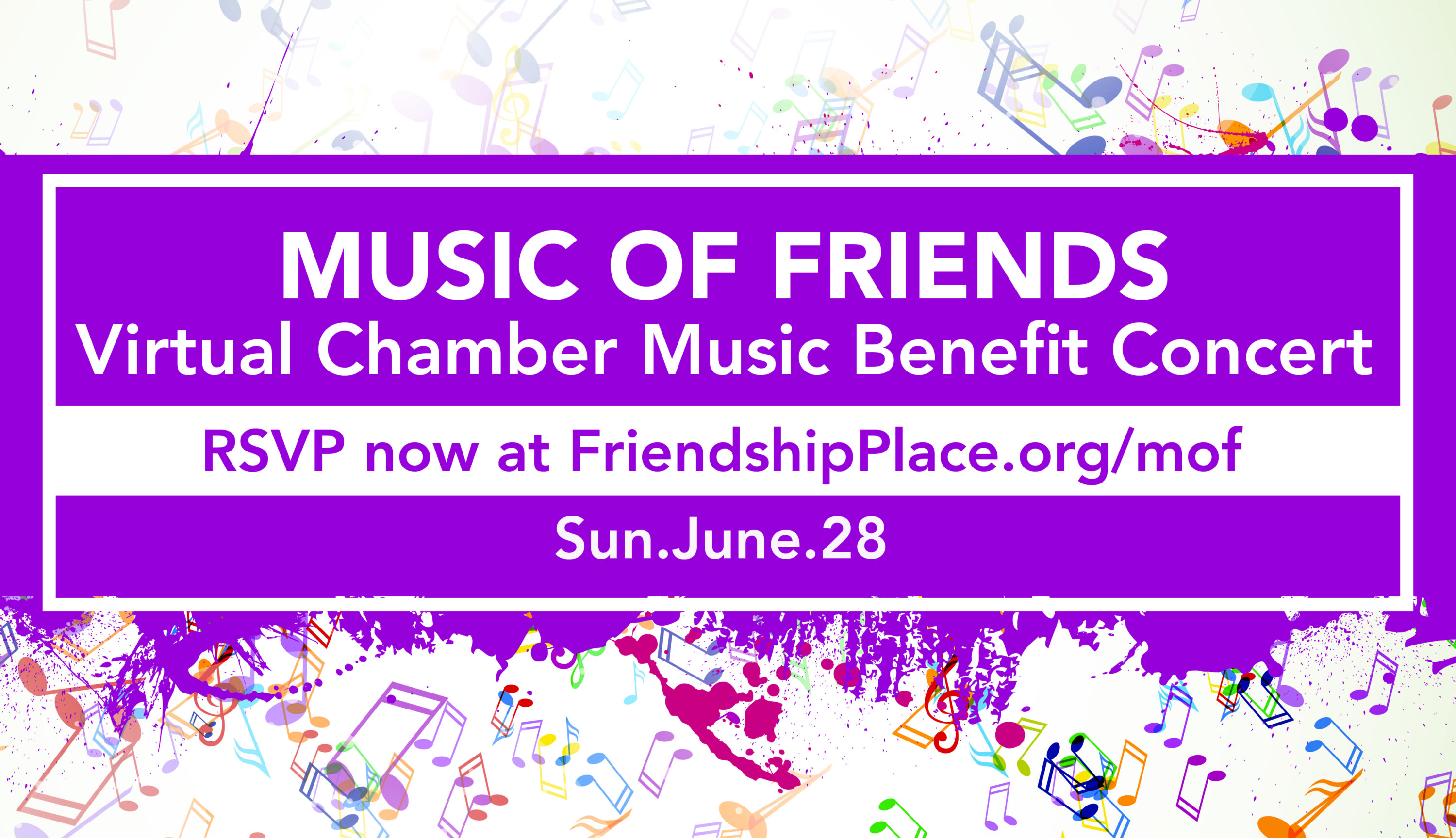 Music of Friends Virtual Chamber Music Concert