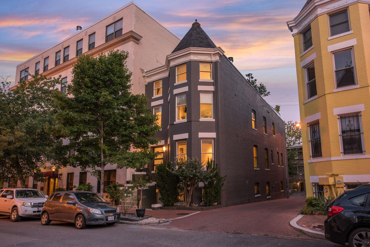 Contemporary Masterpiece in Heart of Dupont Circle