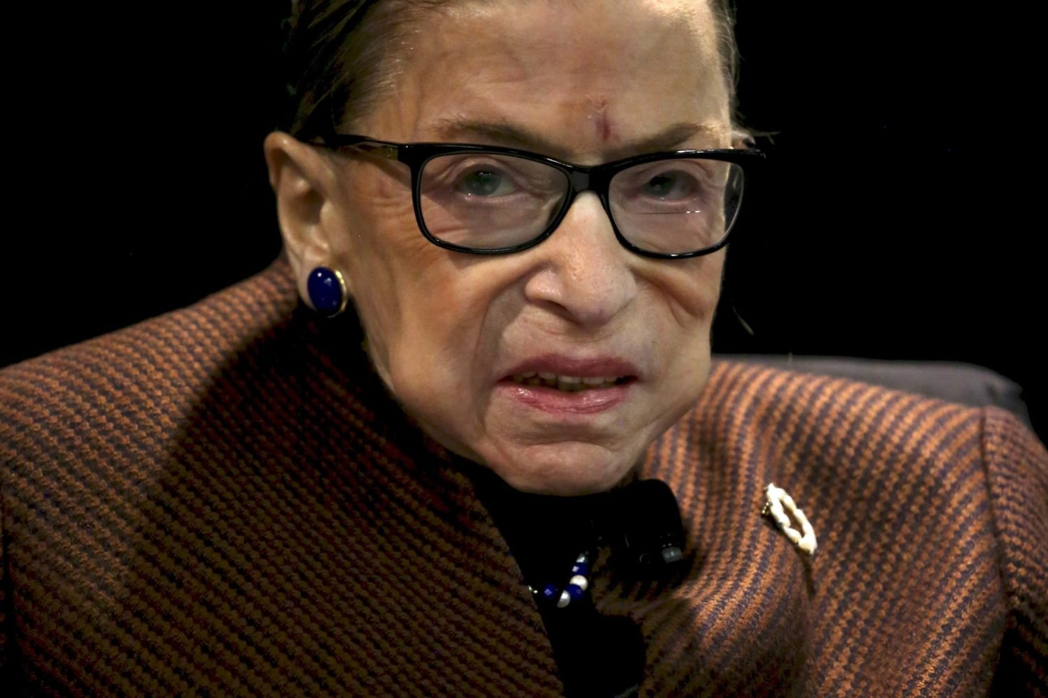 Ruth Bader Ginsburg, RBG Photo by Evy Mages