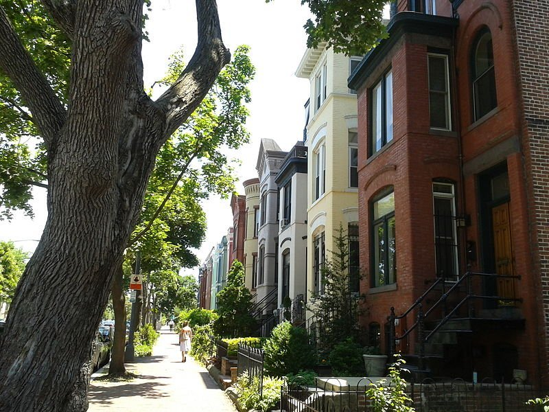 DC single family homes median price