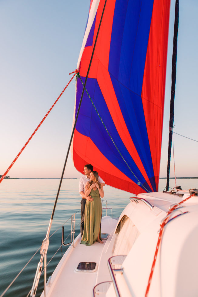 sailing-engagement-session