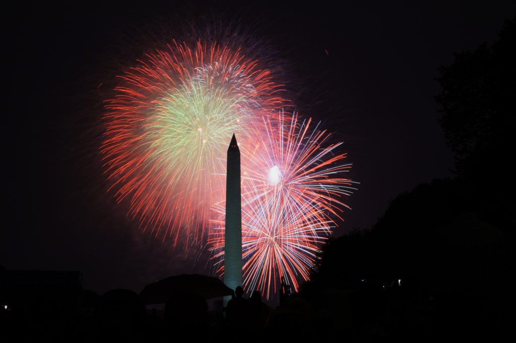 Where to Watch Fourth of July Fireworks Around DC