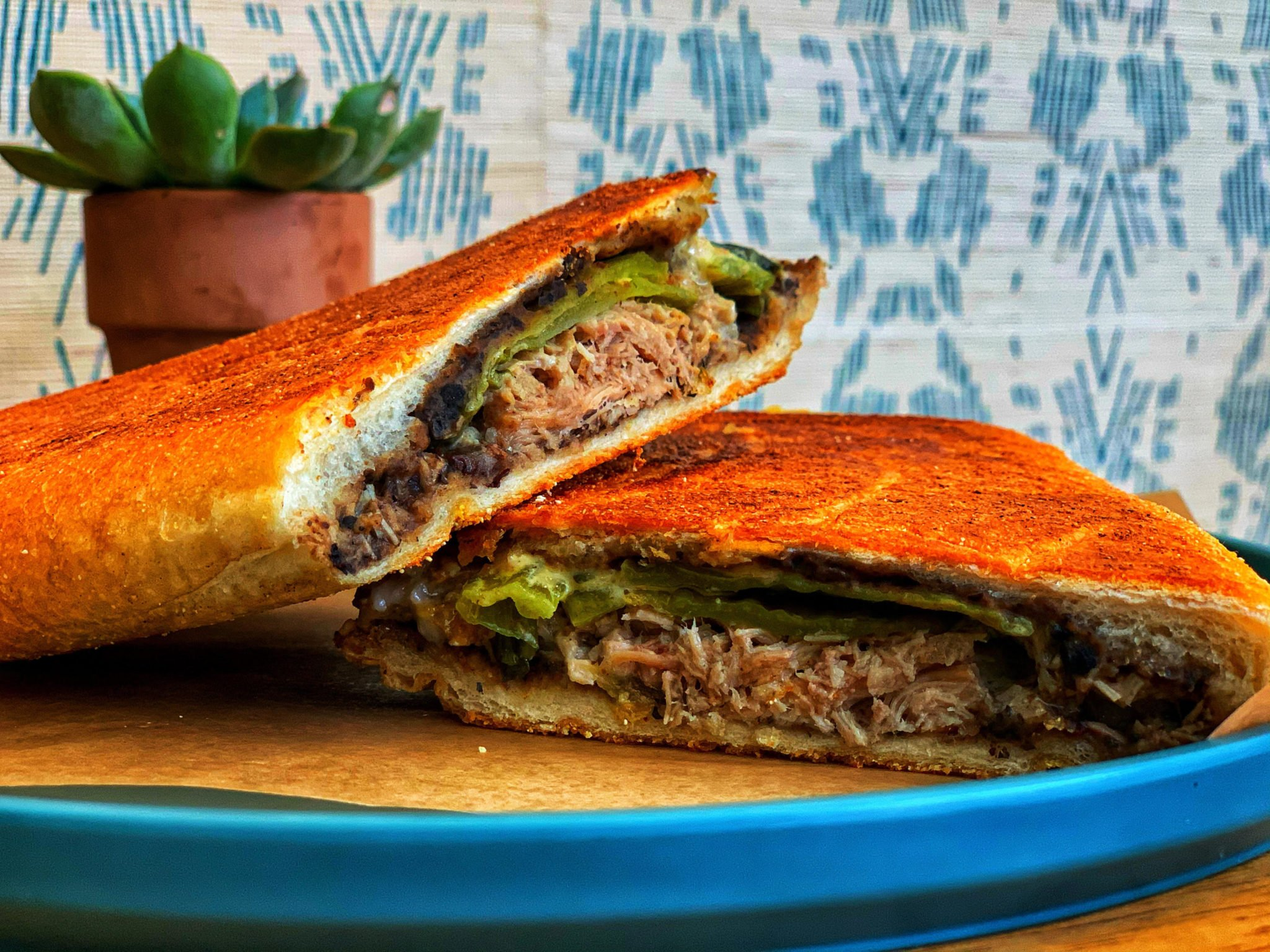 Colada Shop is celebrating National Cuban Sandwich Day with a Thamee Cubano collaboration. Photo courtesy of Colada Shop.