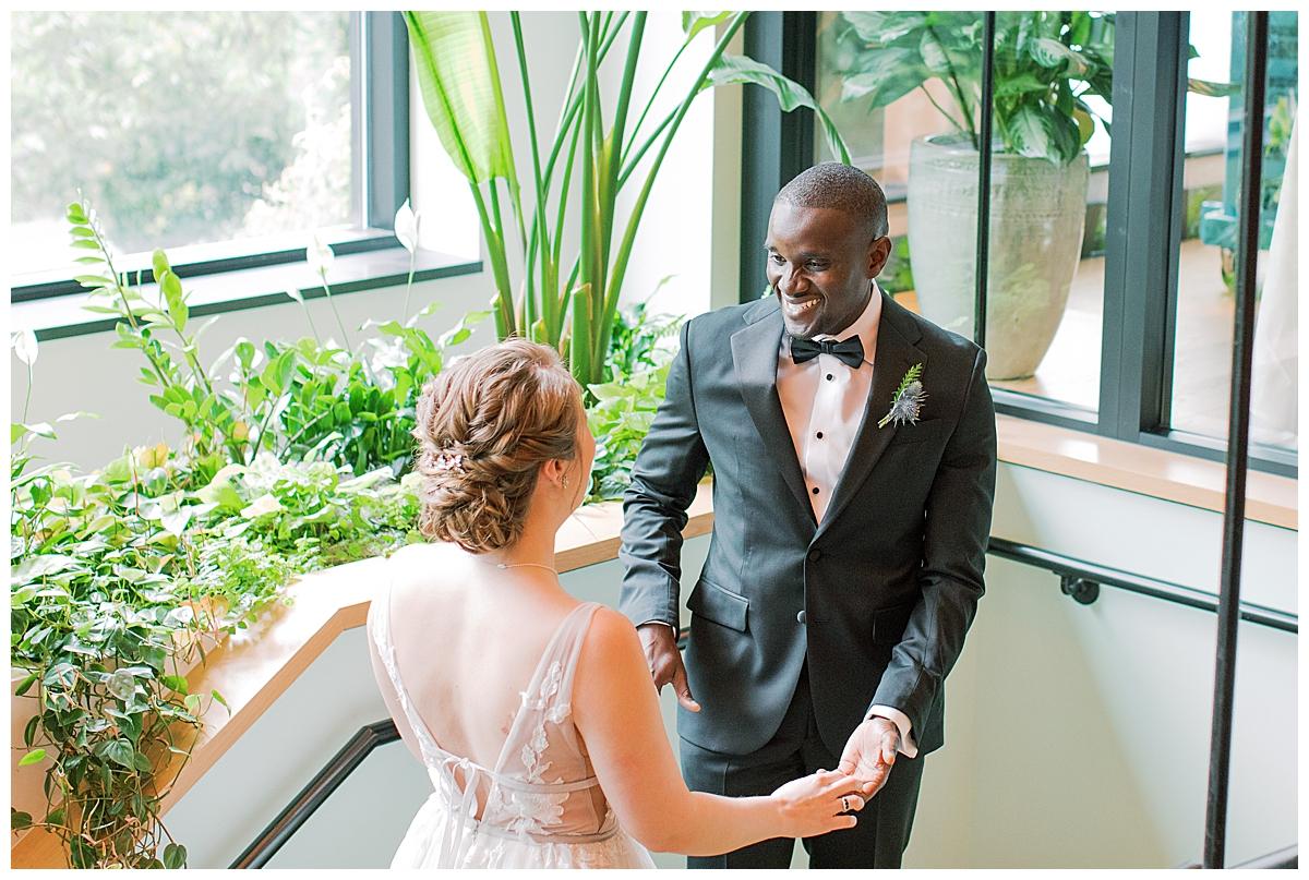 Katie & Nfally | Wedding